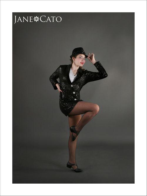 Jazz Dance Recital Pose