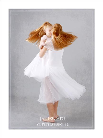 Lyrical Pose White Red Hair
