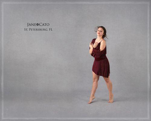 Lyrical Dance Pose Cato 3