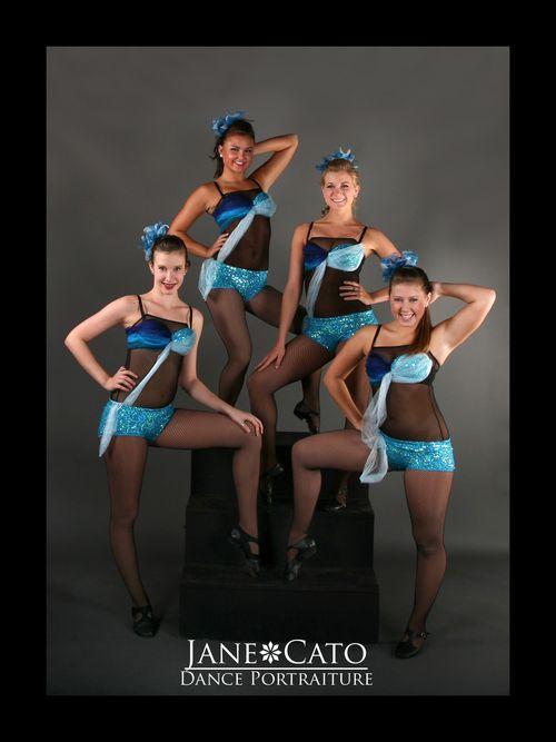 Jane Cato Jazz Dance Pose Group 4