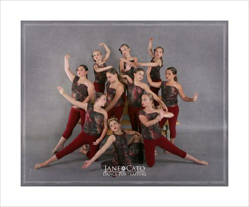 Dance Group Ten Lyrical 10 Cato