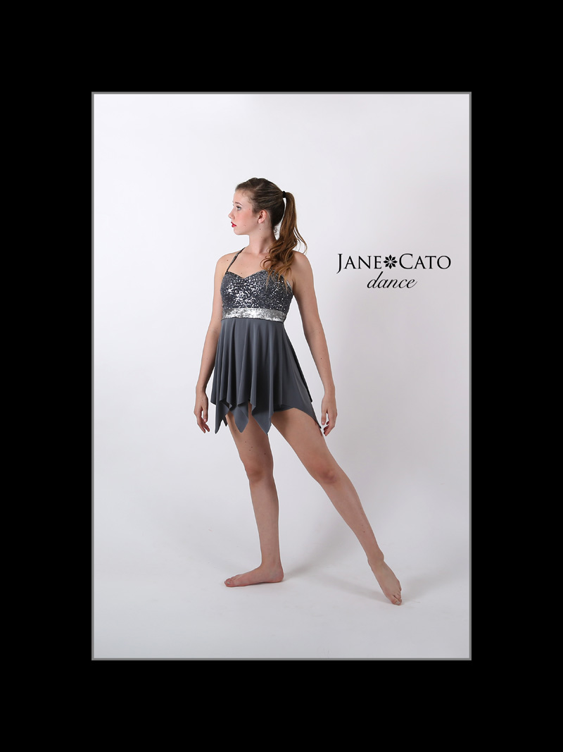 Standing Lyrical Dance Pose Cato
