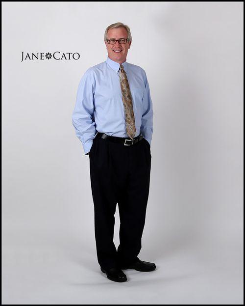 Headshot Cutout Promo Cato