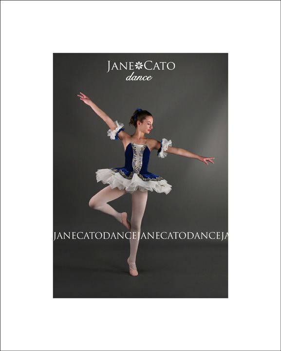 Jane Cato Ballet Passe Releve Pose