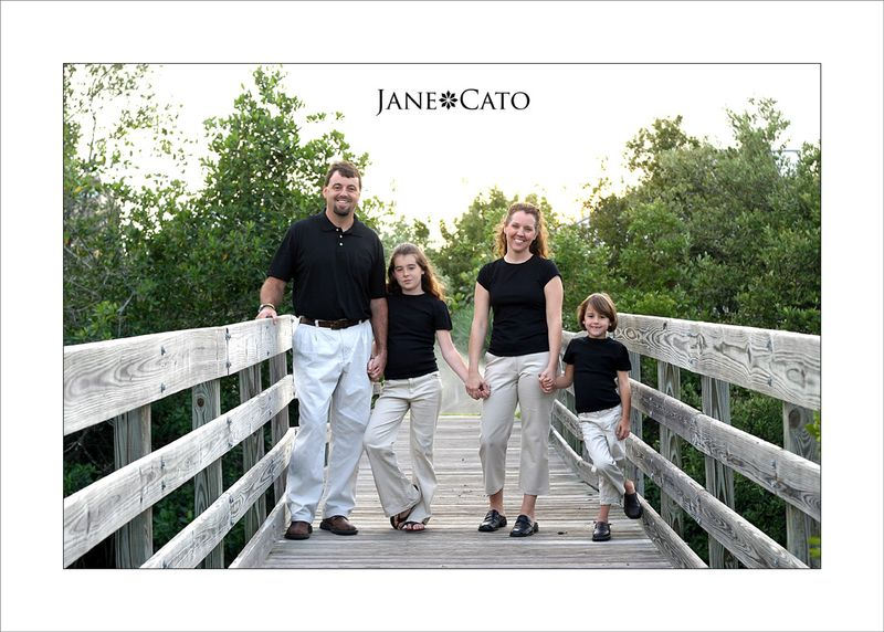 Jane Cato Outdoor Beach Family