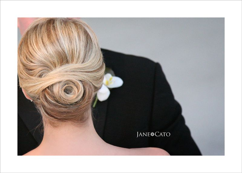 JaneCato Wedding Hair Bun